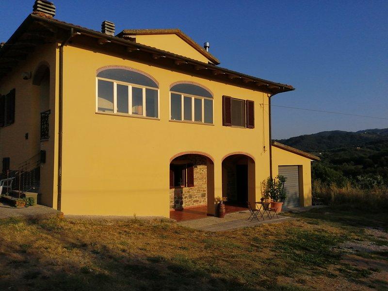 Casa Pancole alle Porte del Chianti, holiday rental in Vacchereccia