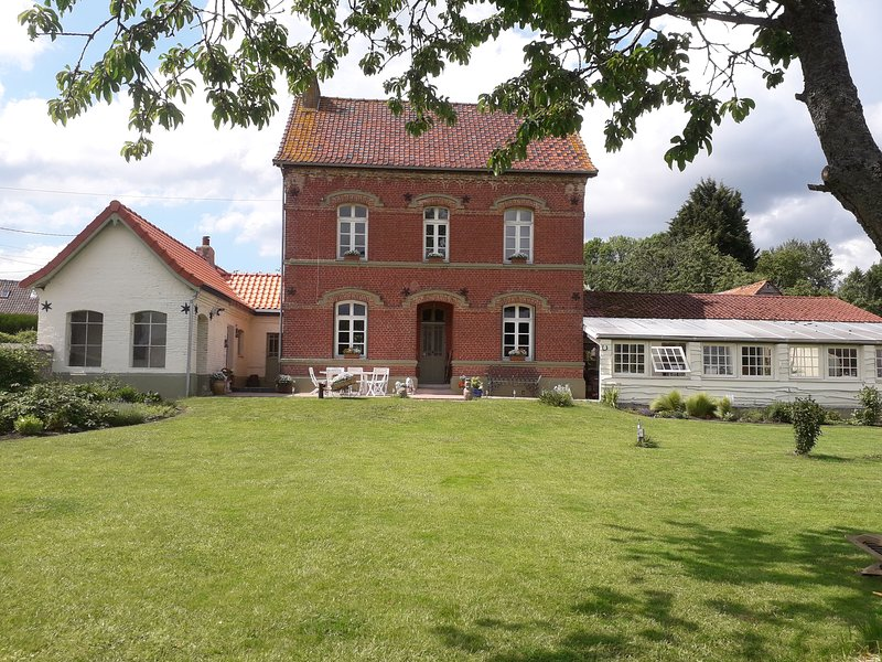 Le Presbytère de Fressin, holiday rental in Vieil-Hesdin