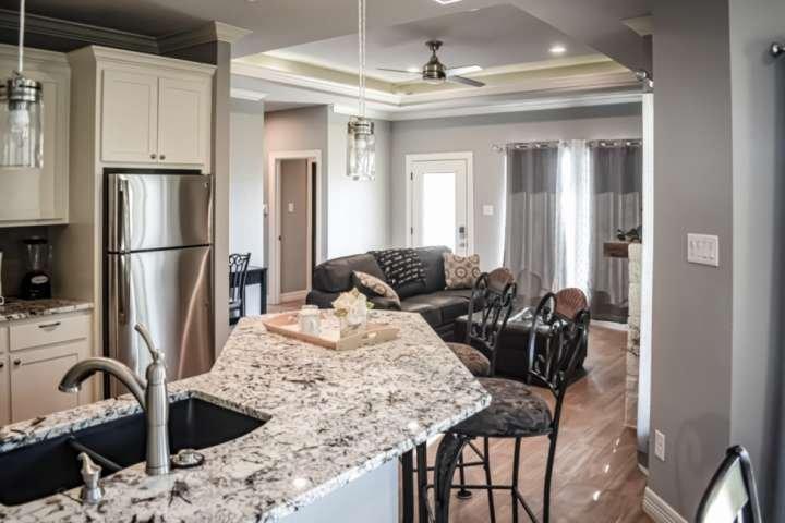 Open Concept Living Room!