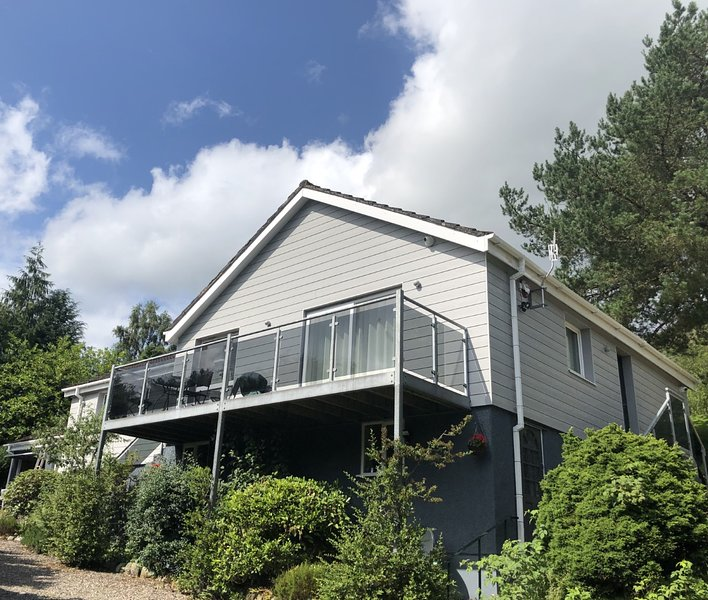 Bal-na-coille, Killin, vacation rental in Loch Lomond and The Trossachs National Park