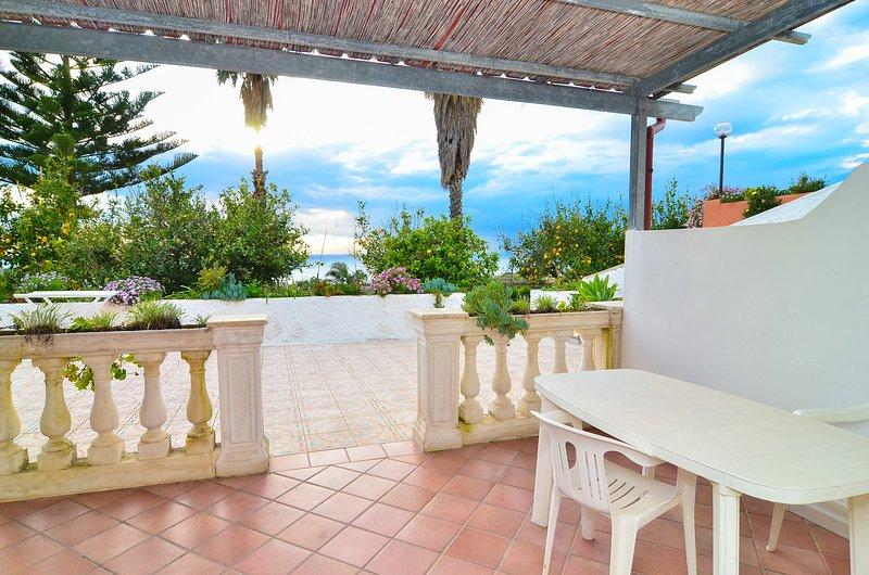 Apartments near Citara beach, location de vacances à Forio