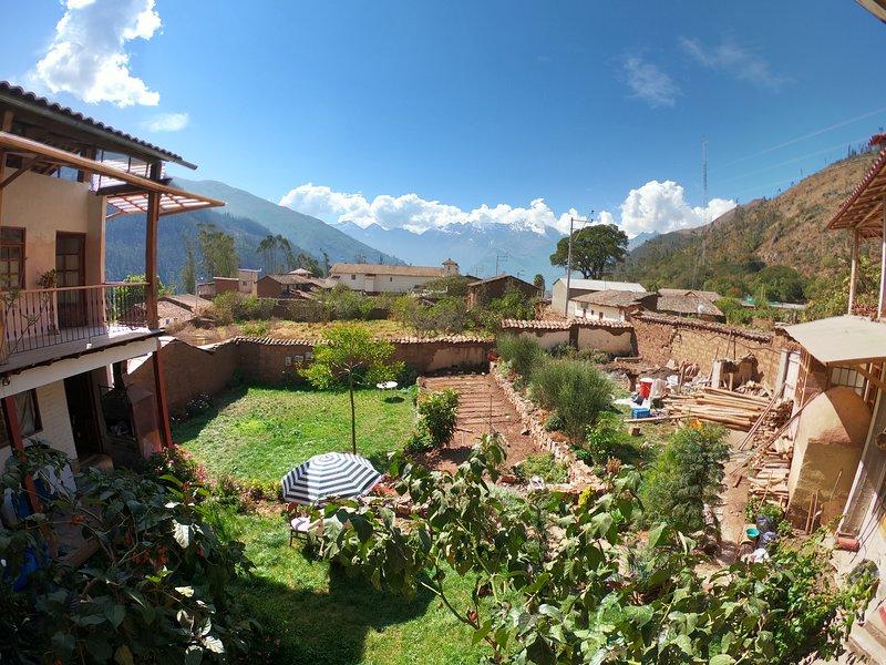 Inka Dream Choquequirao, holiday rental in Mollepata
