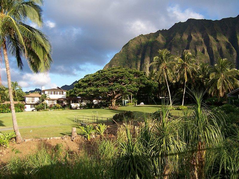 Open Palms Plantation 'A Slice of Heaven in Paradise' NEW-Economic Luxury Suite!, alquiler de vacaciones en Waimanalo