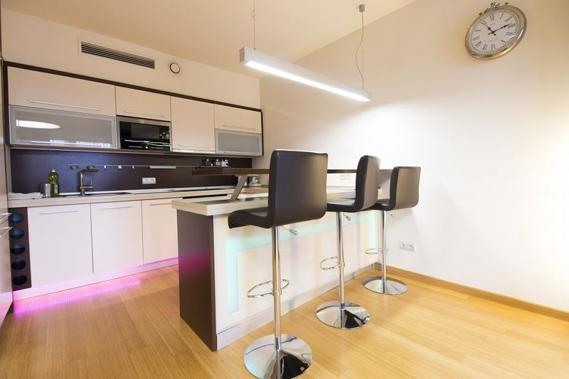 Penthouse Apartment direkt in der City, location de vacances à Basse Silésie