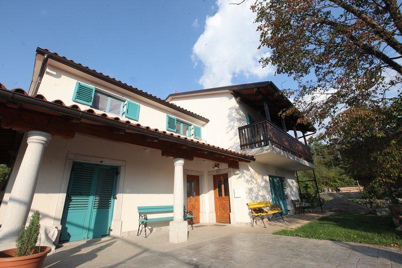 Villa Salamander, vakantiewoning in Stanjel