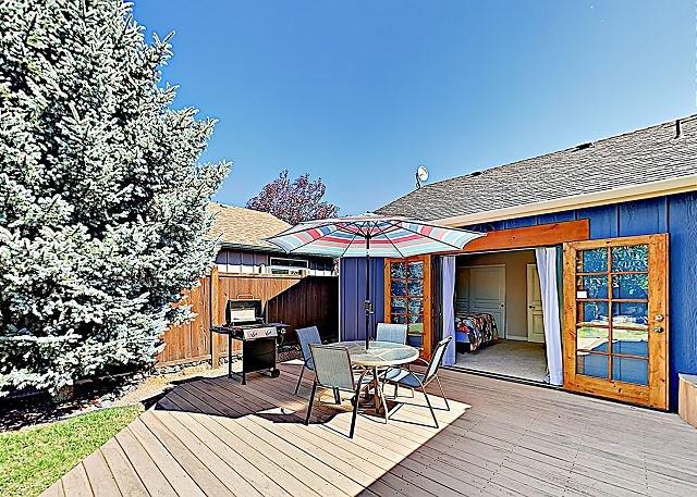 New Listing! Updated Sanctuary in Quiet Locale w/ Private Backyard Oasis, casa vacanza a Alfalfa
