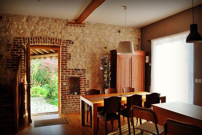 Chez Fifine, hébergement en Artois, vacation rental in Lens