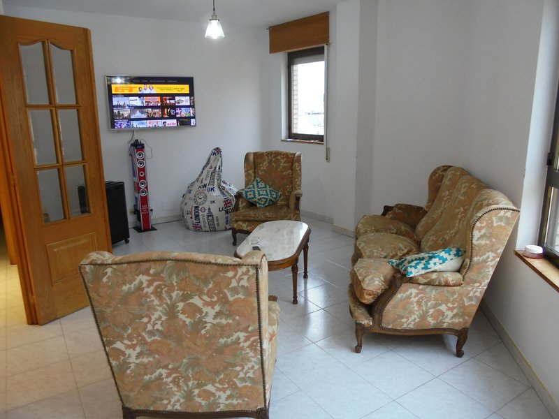 Flat in Ponferrada, location de vacances à Villanueva de Valdueza