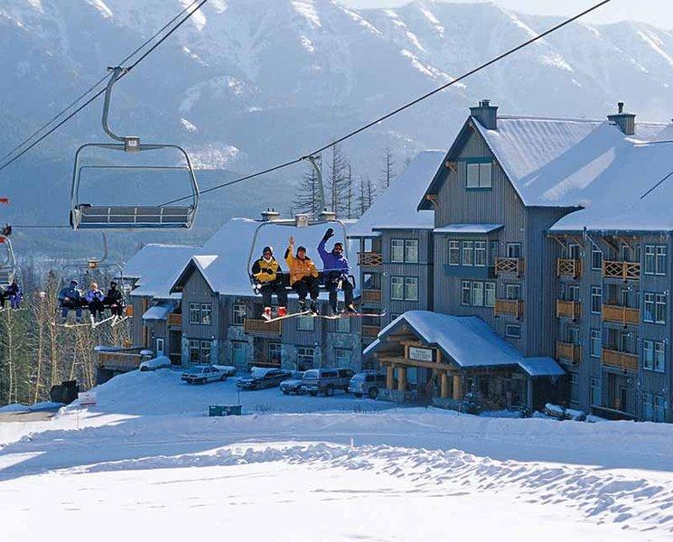 Välkommen till Snow Creek Lodge