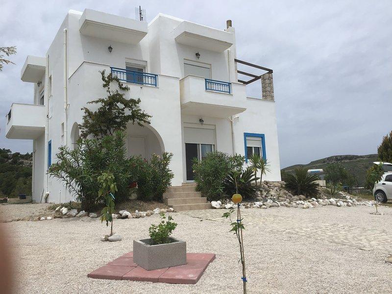 Villa madeline, location de vacances à Rhodes (ville)