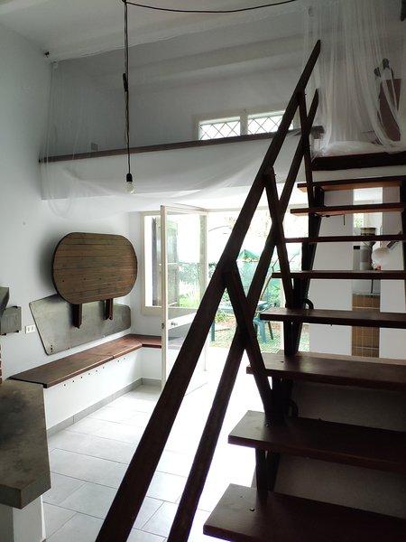 Milano Marittima - Appartamento con giardino privato 100mt dal mare, holiday rental in Savio di Ravenna