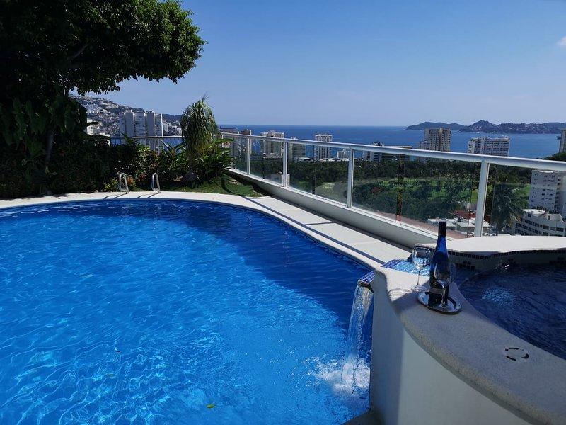 Villa Silvia Acapulco, vacation rental in Acapulco