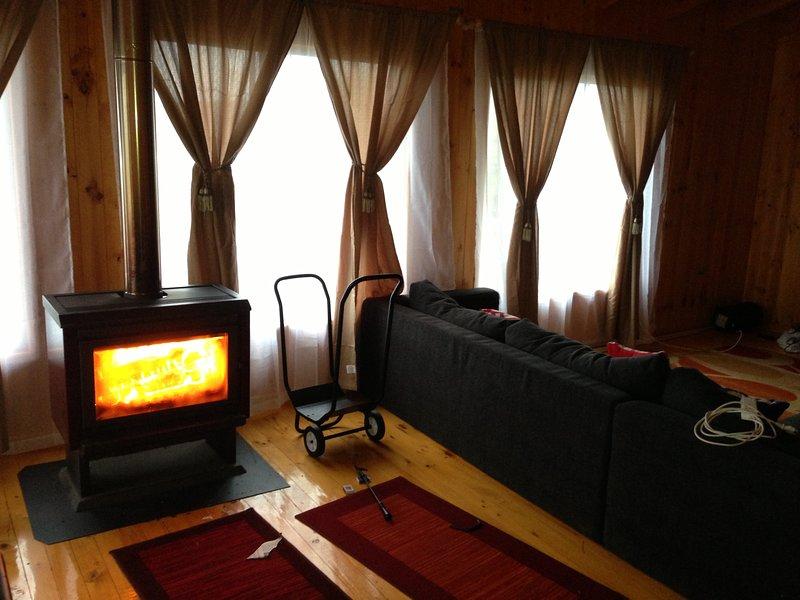 Cabañas en Matanzas y Pupuya, vacation rental in O'Higgins Region