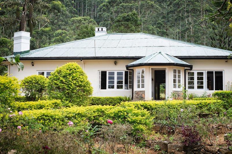 Highgrove Estate, A Planters Bungalow, aluguéis de temporada em Nuwara Eliya