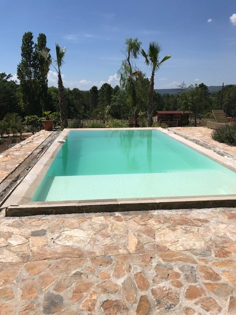 Amazing house with swimming-pool, holiday rental in Tourtour