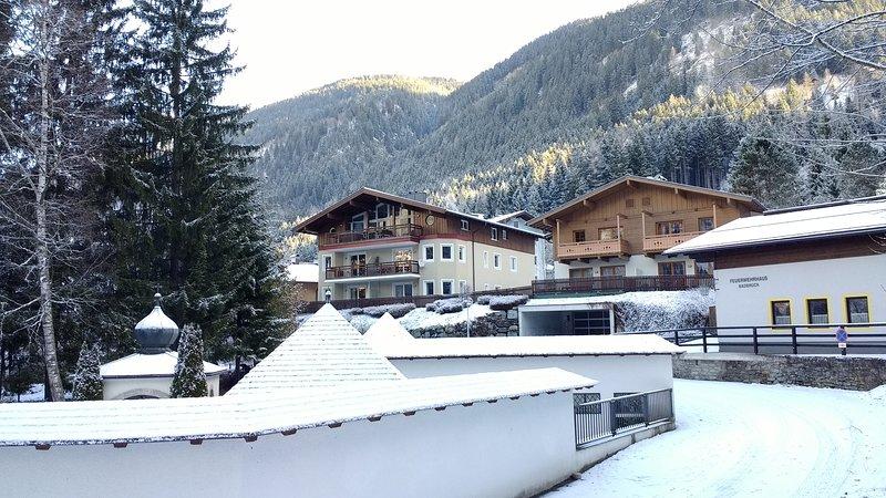 Ferienwohnung Steinbock, aluguéis de temporada em Mallnitz
