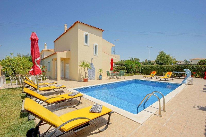 Villa Girassol, casa vacanza a Patroves