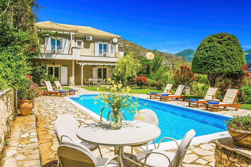 Villa Konstantina, vacation rental in Katelios
