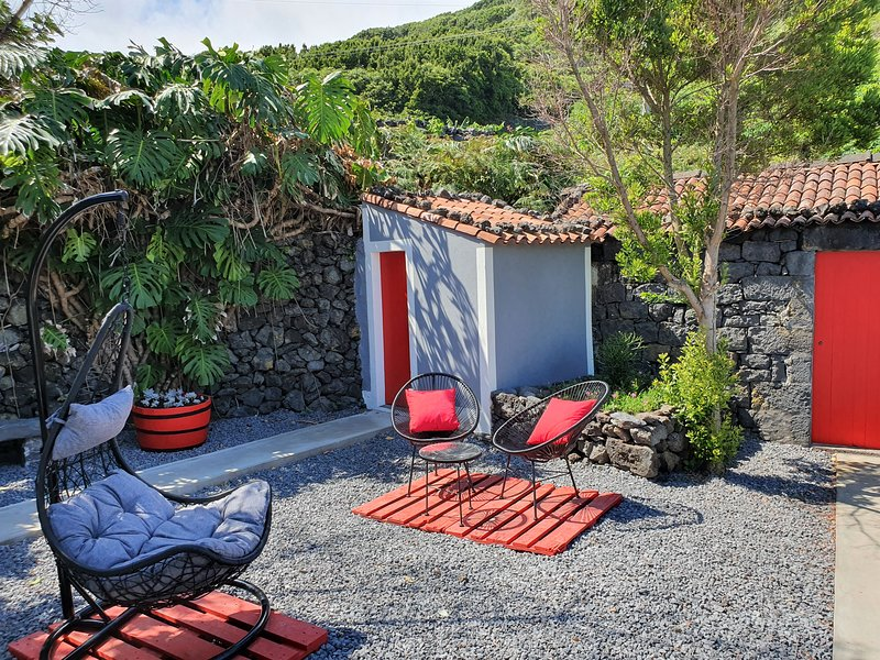 Casinha de Nesquim, casa vacanza a Santo Amaro