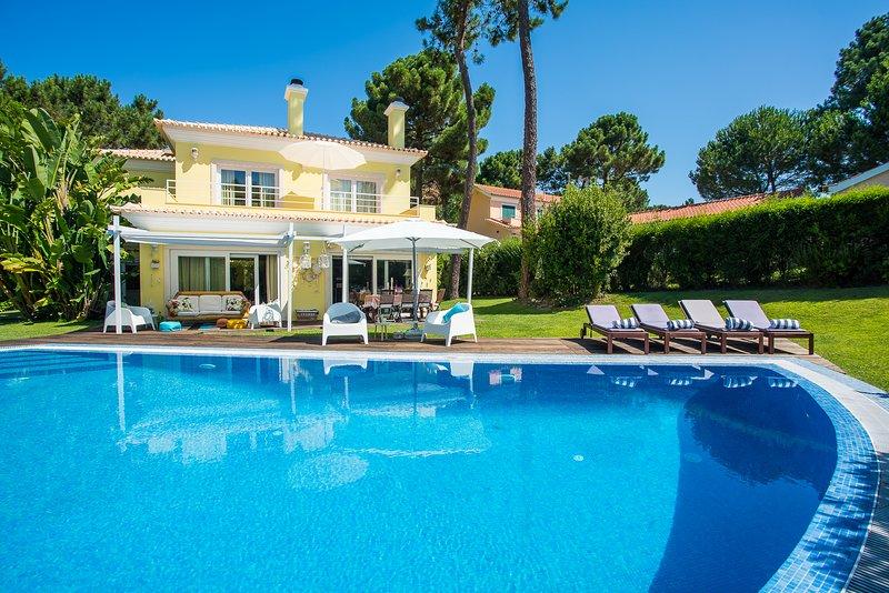 Villa Mateus, casa vacanza a Charneca da Caparica