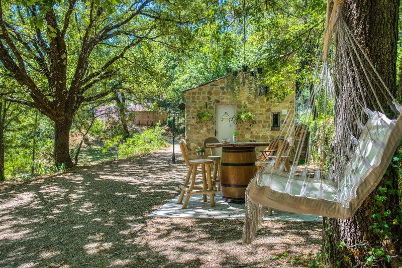 Le Bastidon de  l'ange, holiday rental in Signes