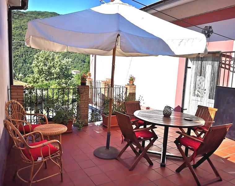 Dimora De Iorio,High Valley of the Volturno ( Colli a Volturno,Molise), alquiler vacacional en Roccamandolfi