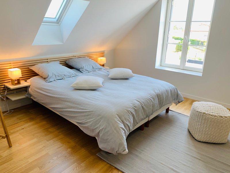 Très bel appartement à 15 minutes du Futuroscope, location de vacances à Poitiers