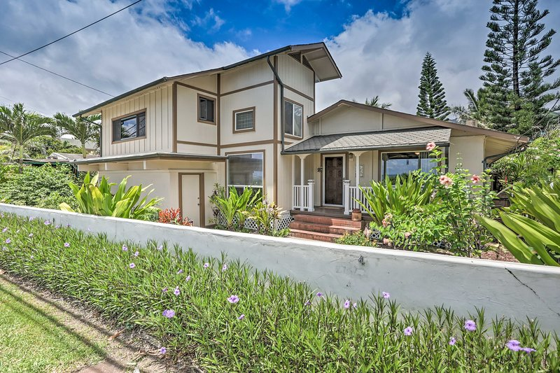 Your Hawaii vacation awaits at this one-of-a-kind vacation rental!