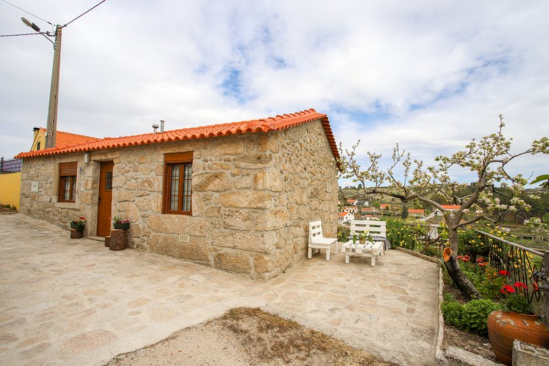 Nice house with mountain view, Ferienwohnung in Benquerenca