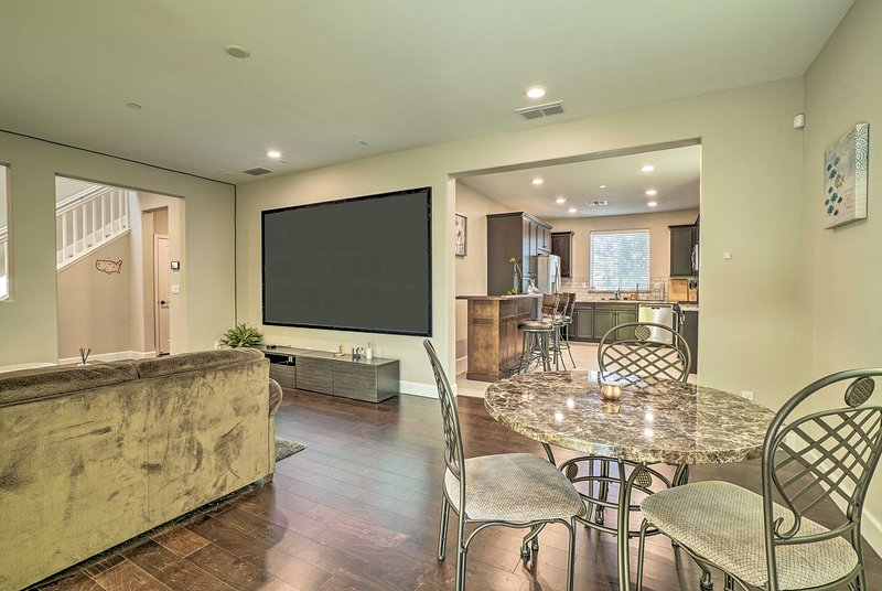 Your home-away-from-home in Hayward is here at this high-tech, modern rental!