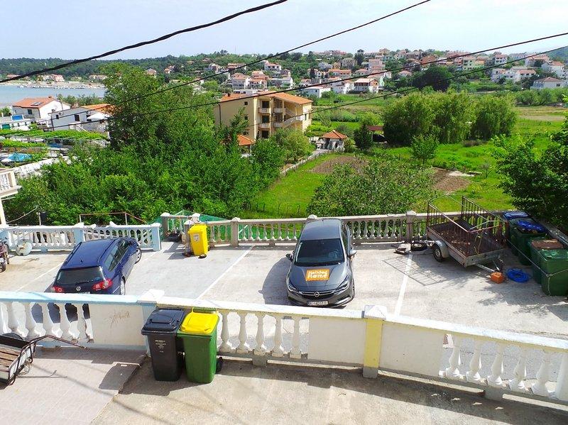 Nedo - 150 m from sandy beach: A1(2+1) - Lopar, aluguéis de temporada em Lopar