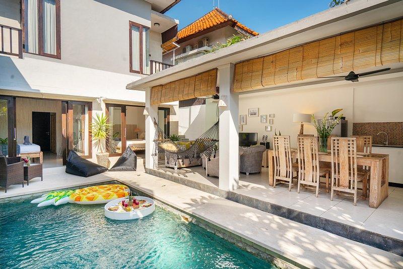 Villa Pina Colada, vakantiewoning in Kerobokan Kelod