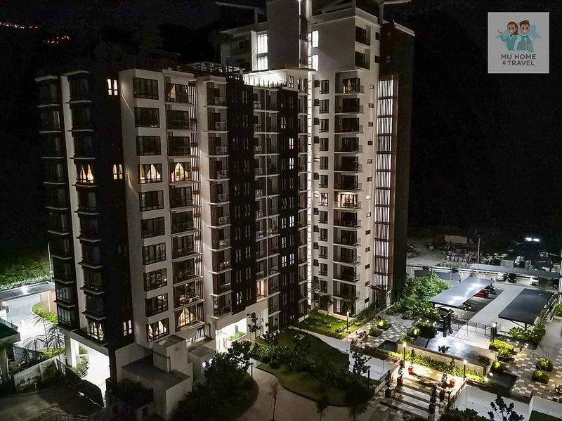 MU Midhill - Genting Highlands Studio, casa vacanza a Pahang