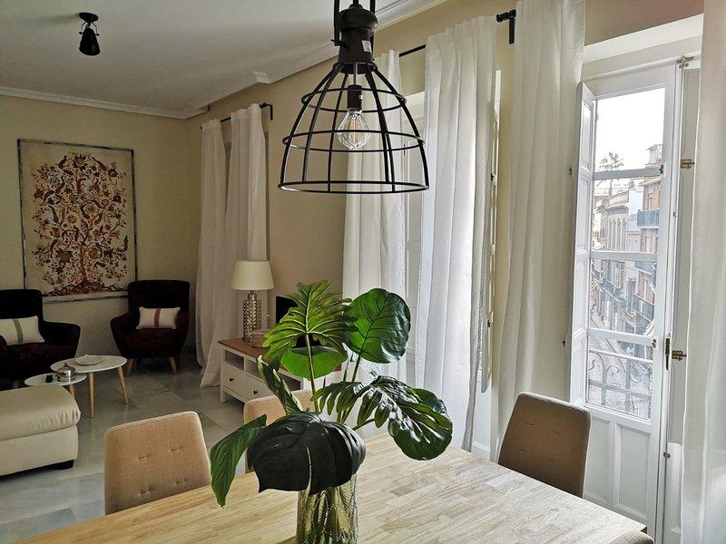 Eva Recommends San Pablo Dúplex, casa vacanza a Villanueva del Rio y Minas