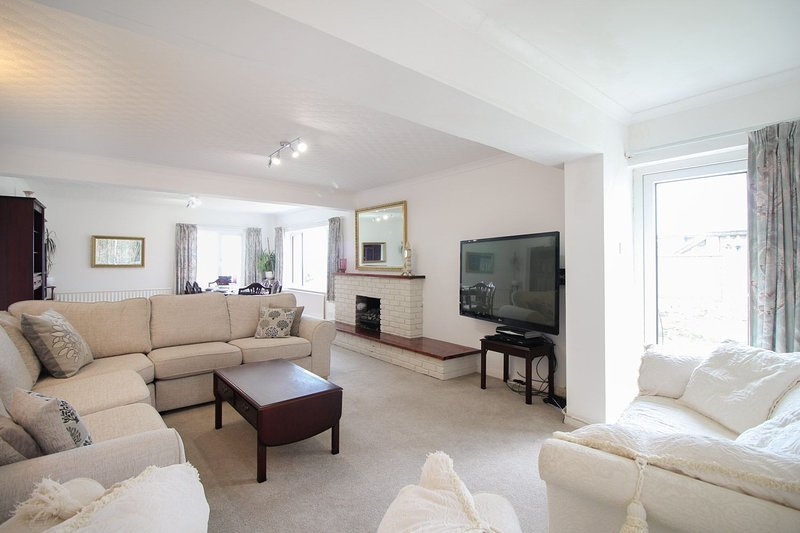 Clifton Villa, holiday rental in Newquay