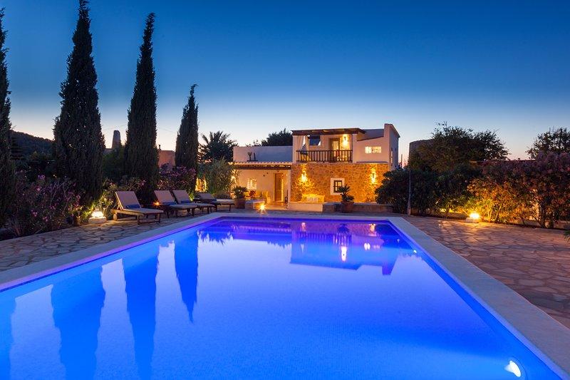Can El Palau, holiday rental in Sant Josep de Sa Talaia
