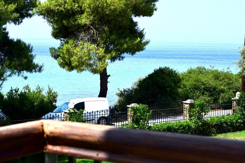 Quintessence Elia Maisonette, holiday rental in Elia Nikitis
