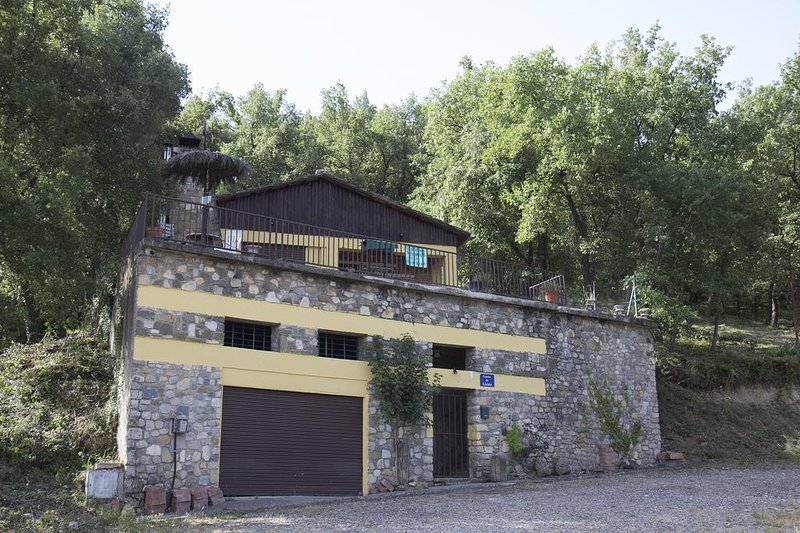 Nice house with mountain view, holiday rental in Camarasa