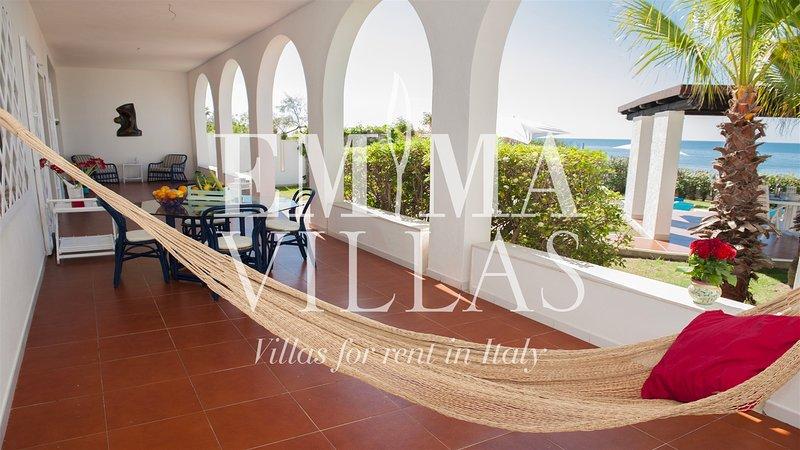 Villa Mediterranea 8, holiday rental in Pozzallo