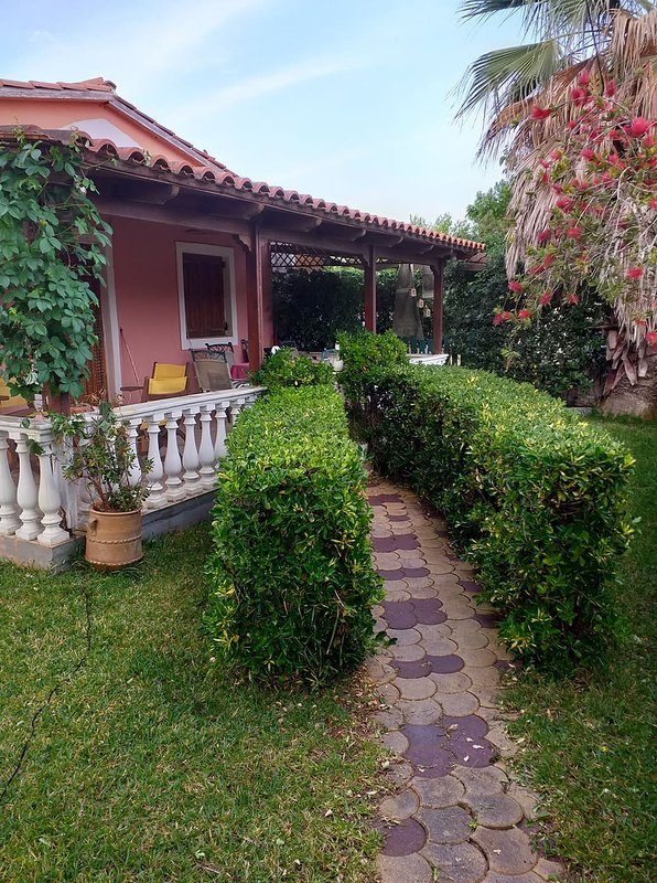 Villa Magical, holiday rental in Korakochori