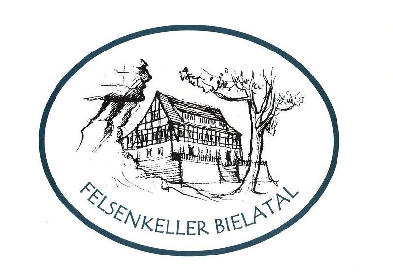 Logo Felsenkeller Bielatal