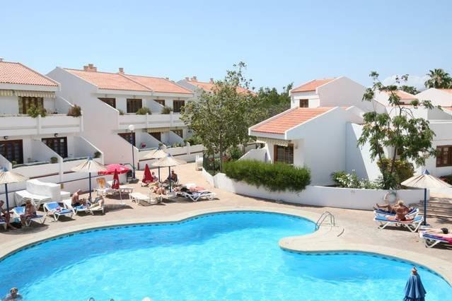Costa Adeje 1 Bedroom apartment Garden City, vacation rental in Playa de Fanabe