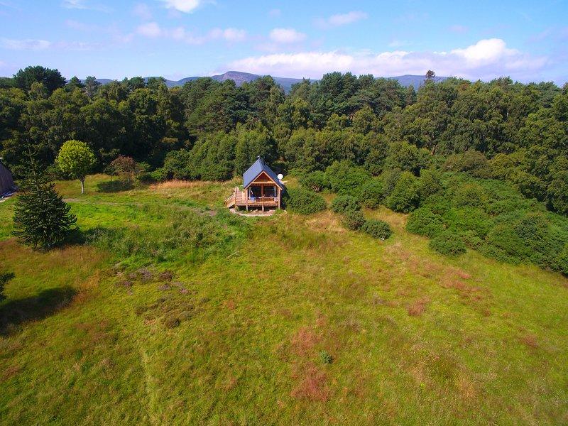 Birdwatchers' Cabin, location de vacances à Embo