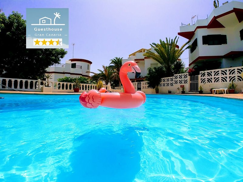 Penthouse OceanView nahe Maspalomas (Transfer-Service) Guesthouse -Gran Canaria-, vacation rental in Montana La Data