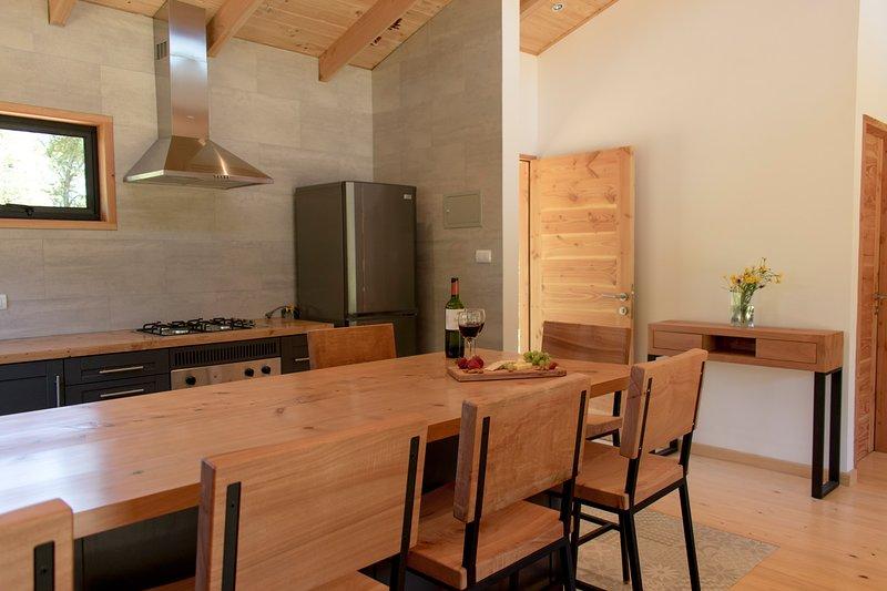 Casa Pasos del Río, holiday rental in Villarrica