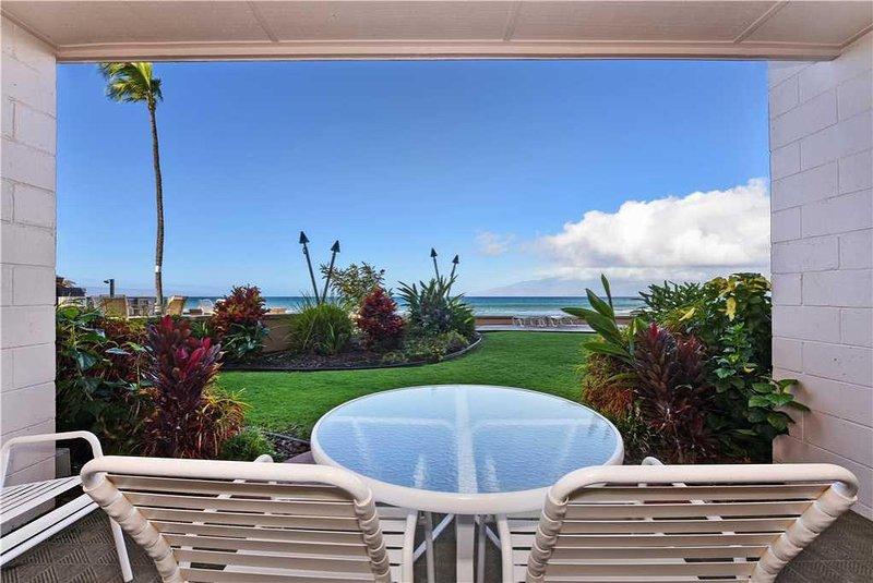 Makani Sands - Makani Sands #102, holiday rental in Lahaina