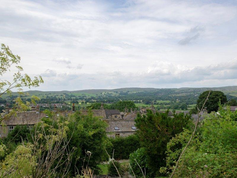 Vista desde el sendero de los valles