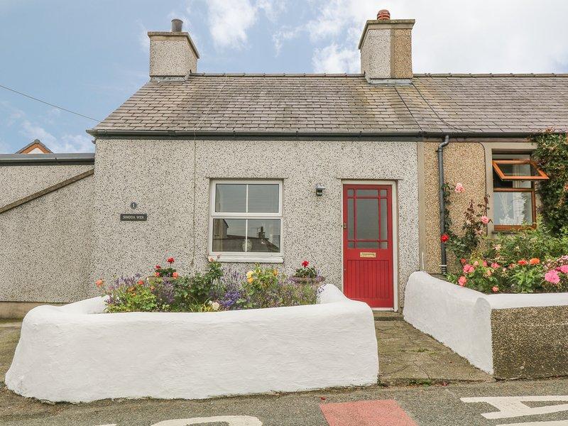 Simdda Wen Cottage, Llanfaethlu, location de vacances à Llanfachraeth