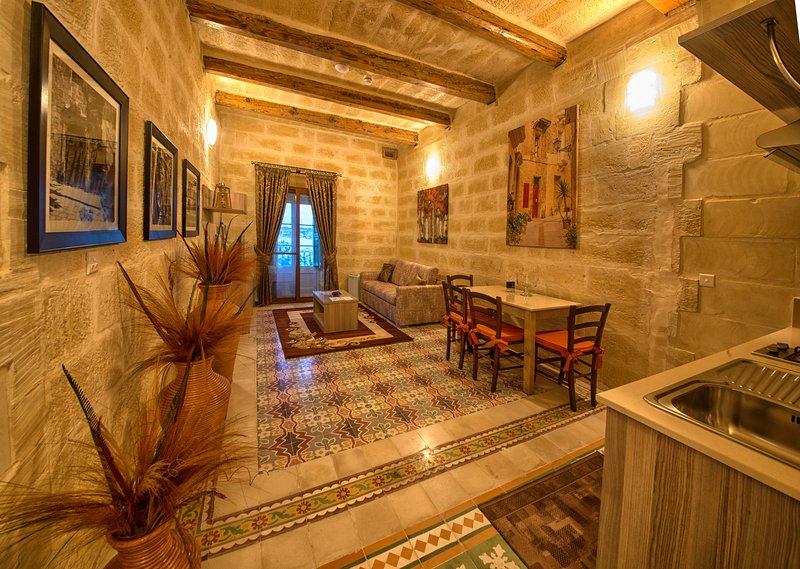 Quayside Apartments - Michael, vacation rental in Marsaxlokk