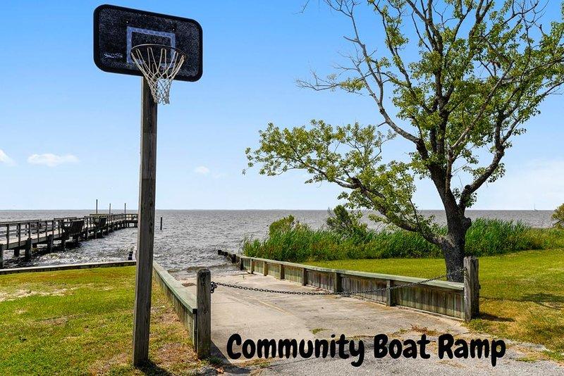SW 6 Boat Ramp